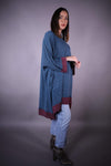 HNA collection Pull Cape Soleil • Turquoise - OUTLET
