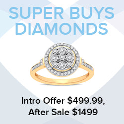 Super Buys Diamonds