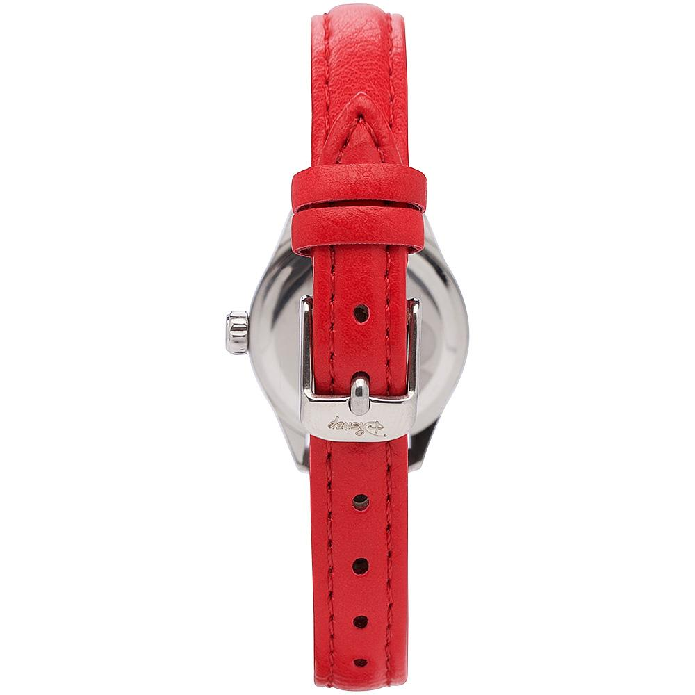Disney Original Minnie Mouse Petite Red Watch Watches Disney