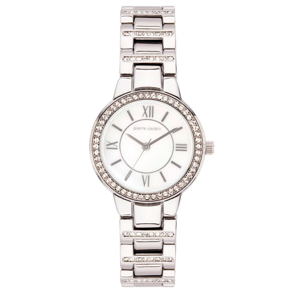 Ladies Pierre Cardin Silver Watch 5692