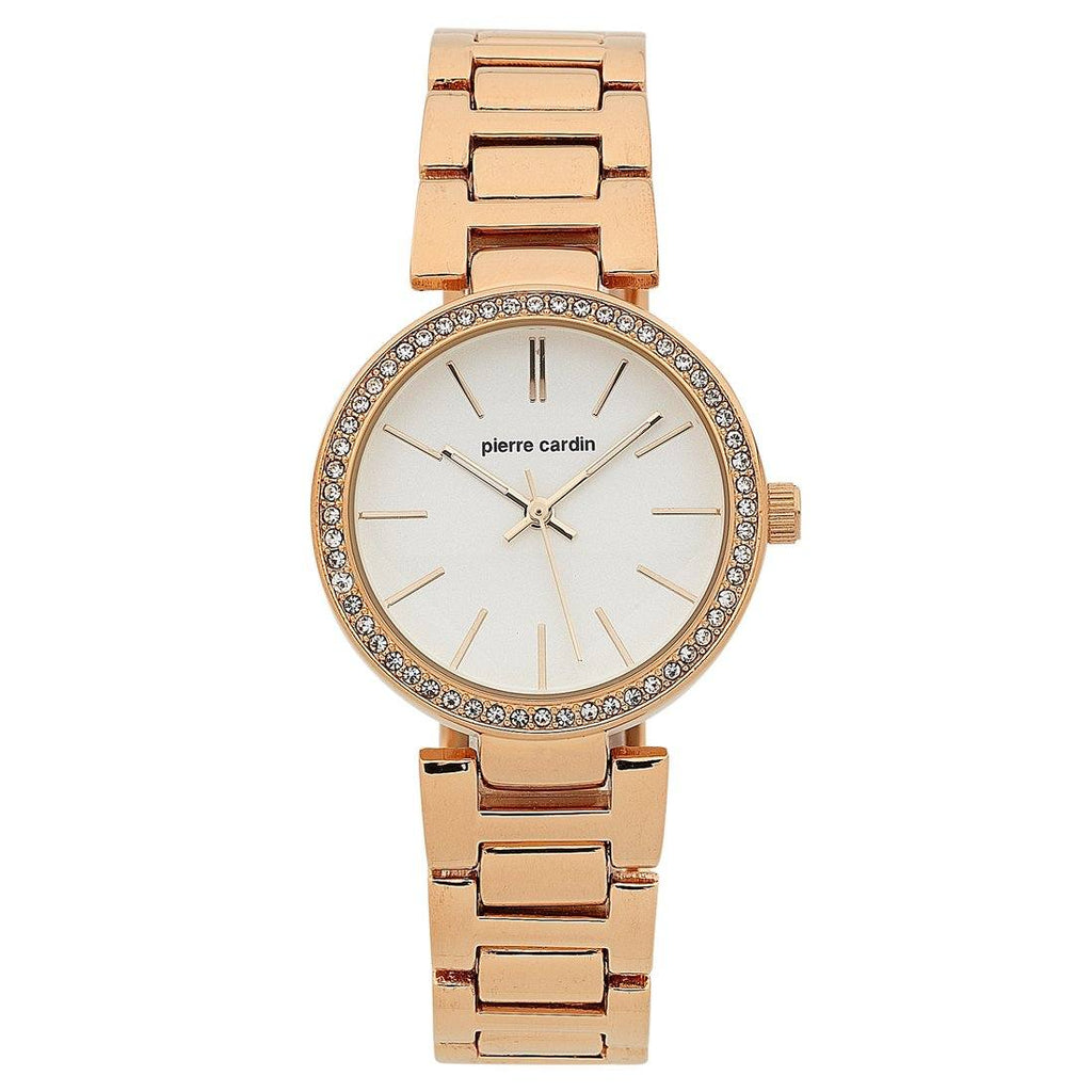 Pierre Cardin Rose Gold Ladies Watch 5705 Watches Pierre Cardin