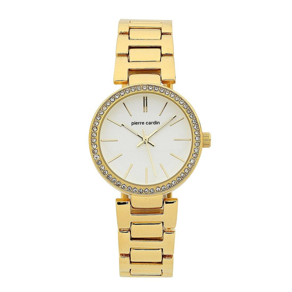 Pierre Cardin Gold Ladies Watch 5704 Watches Pierre Cardin