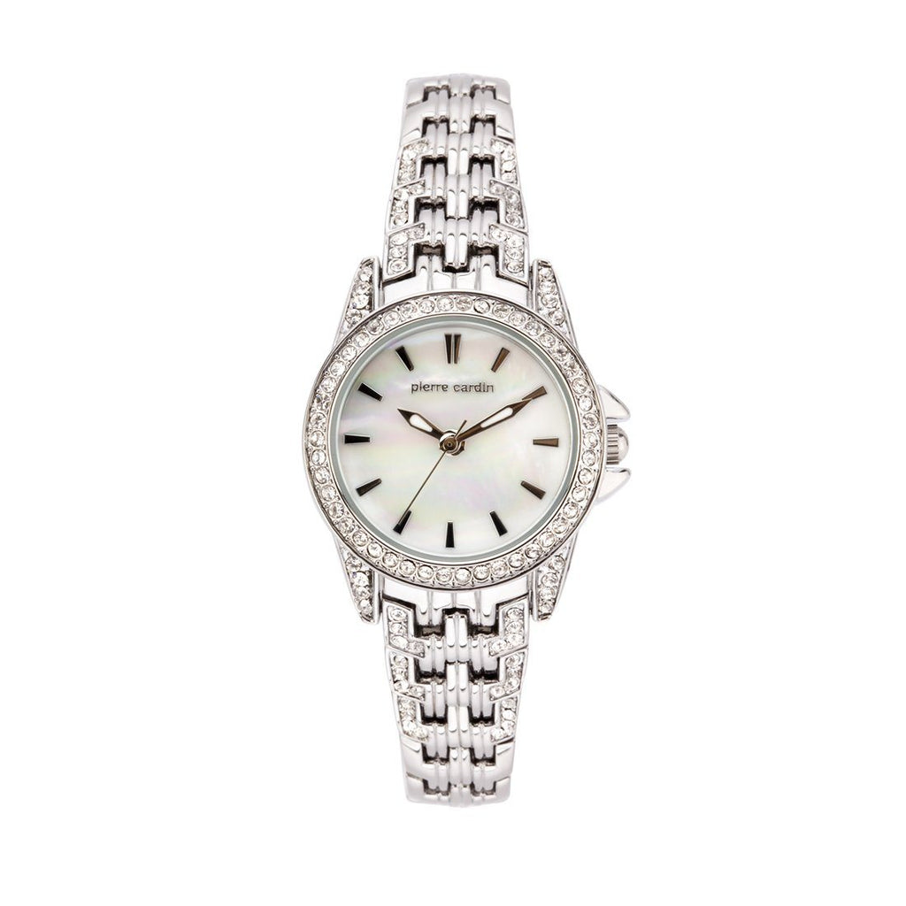 Pierre Cardin Silver Watch 5689