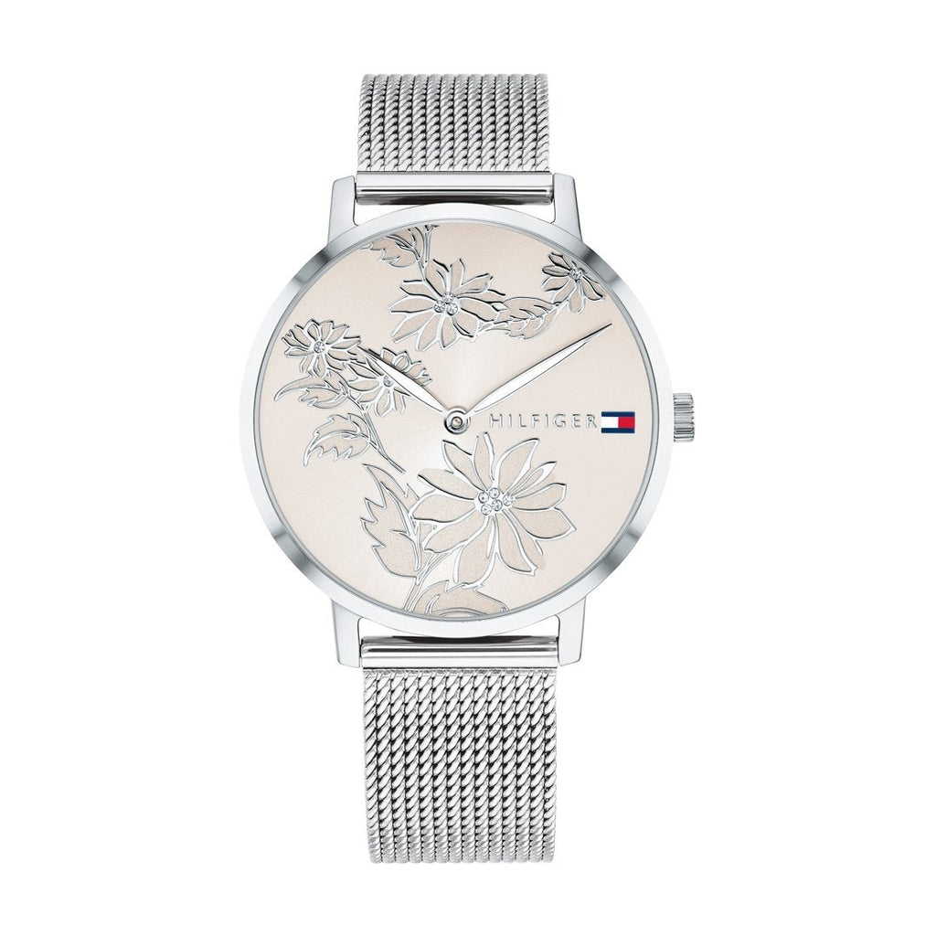 Tommy Hilfiger Ladies Mesh Watch 1781920