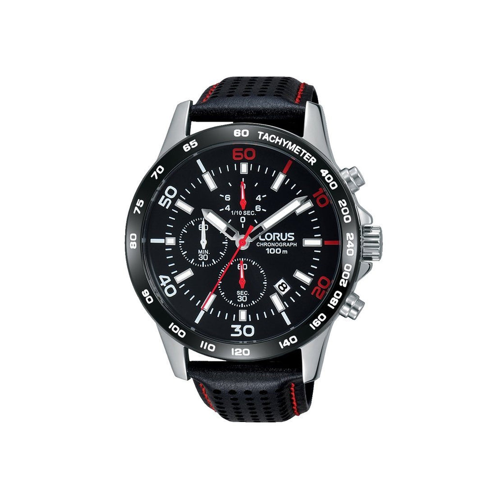 Lorus Men's Chronograph Watch RM303DX-9 Watches Lorus