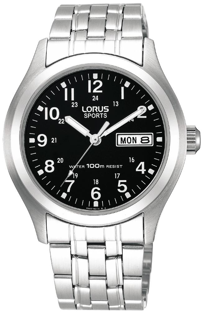 Lorus Men's Watch - Model RXN43BX-9