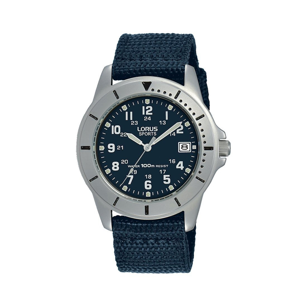 Lorus Blue Sports Watch RS937DX-9