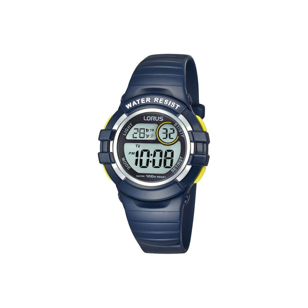 Lorus Youth Digital Watch Model- R2381HX-9