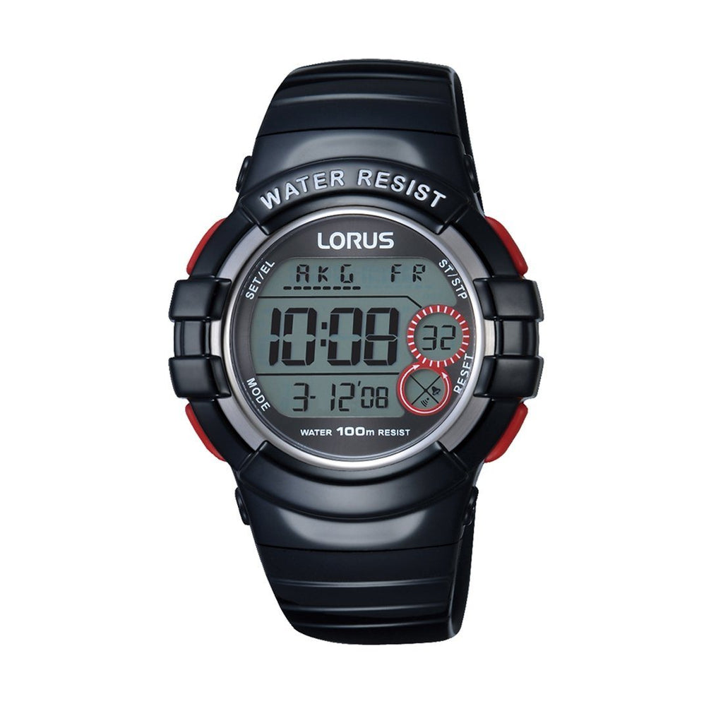 Lorus Digital Watch Model R2317KX-9