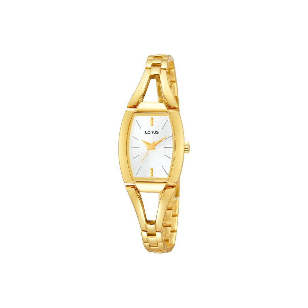 Lorus Ladies Gold Watch Model - RRS36UX-9 Watches Lorus