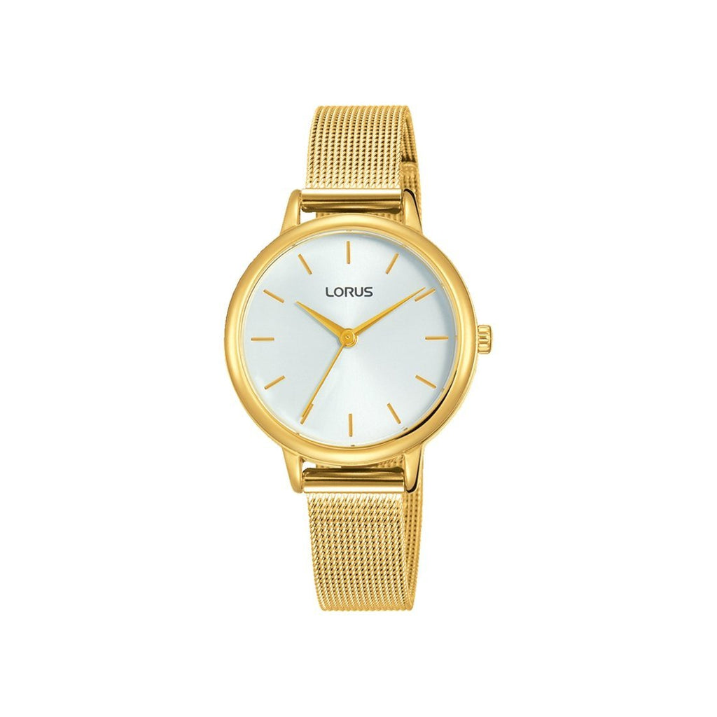 Lorus Ladies Gold Dress Watch RG250NX-8 Watches Lorus