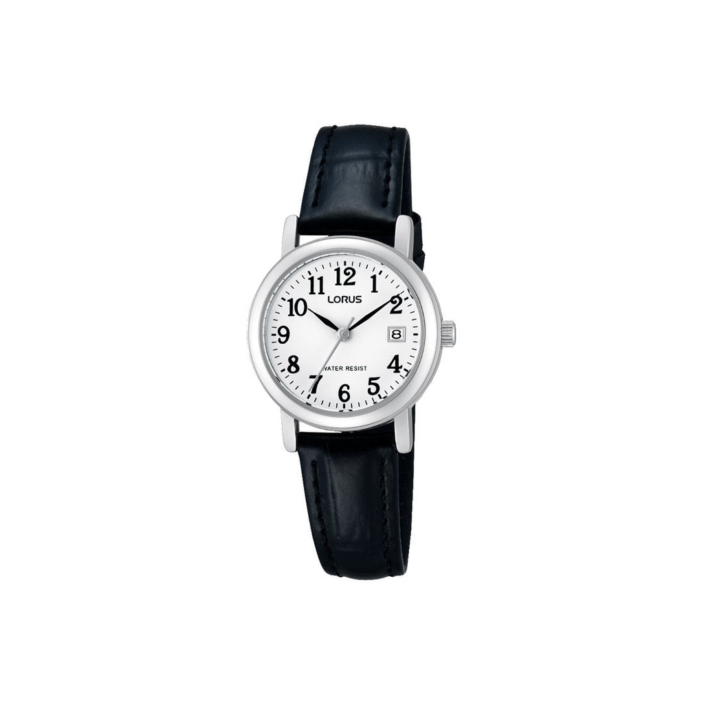 Lorus Ladies White Dial Watch Model- RH765AX-9 Watches Lorus