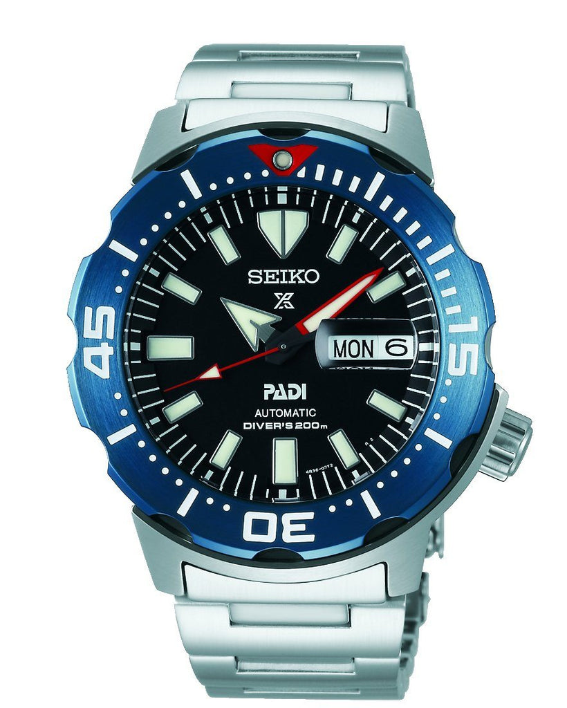 Seiko Prospex Divers Watch D200M SRPE27K Watches Seiko