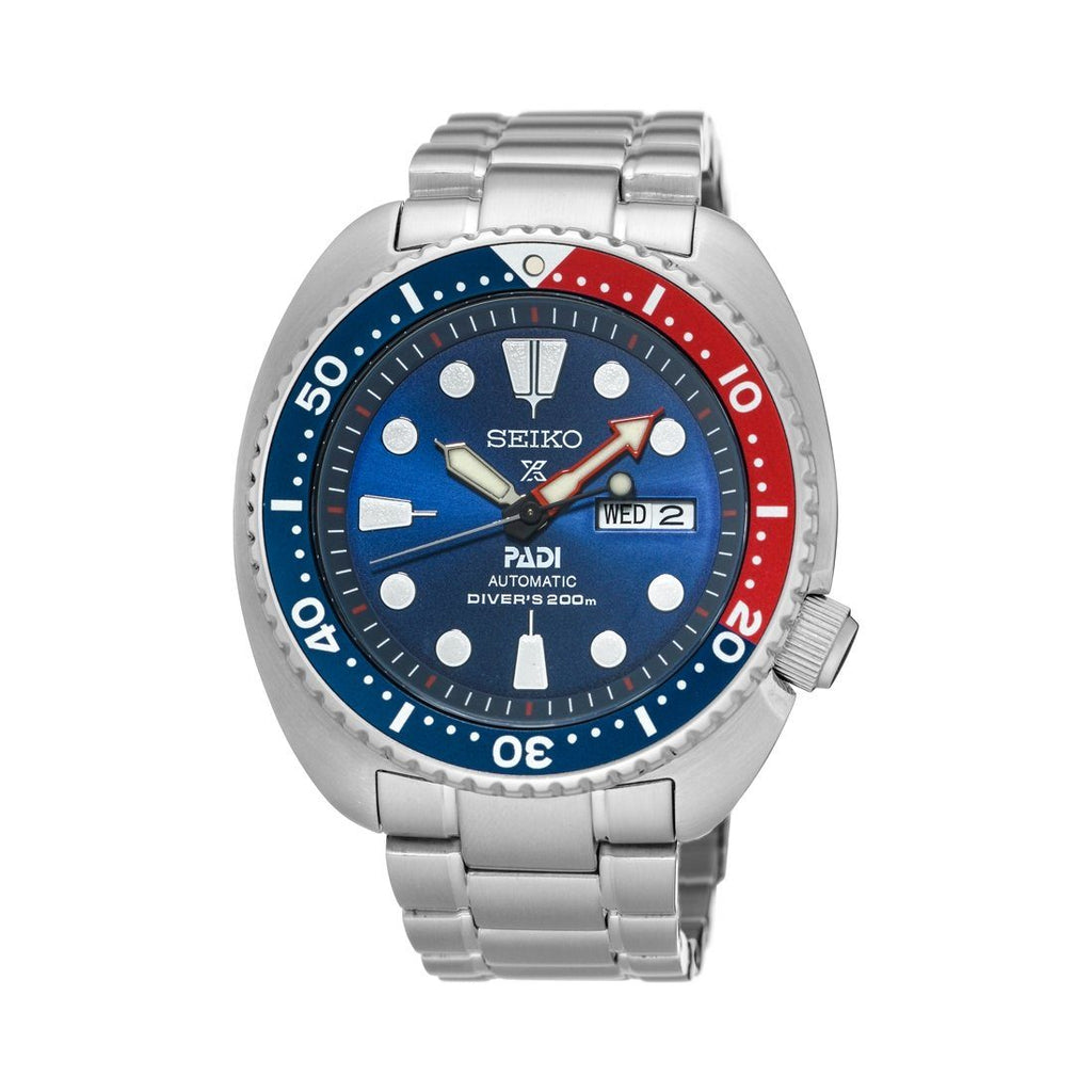 Seiko Prospex Padi Divers Automatic Watch Model SRPA21K