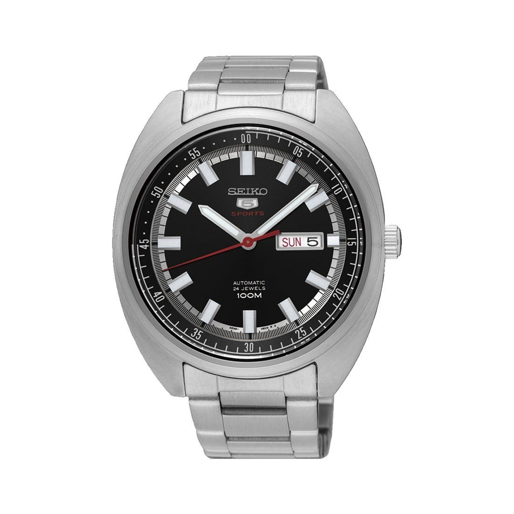 Seiko Mens Automatic Sports Watch SRPB19K