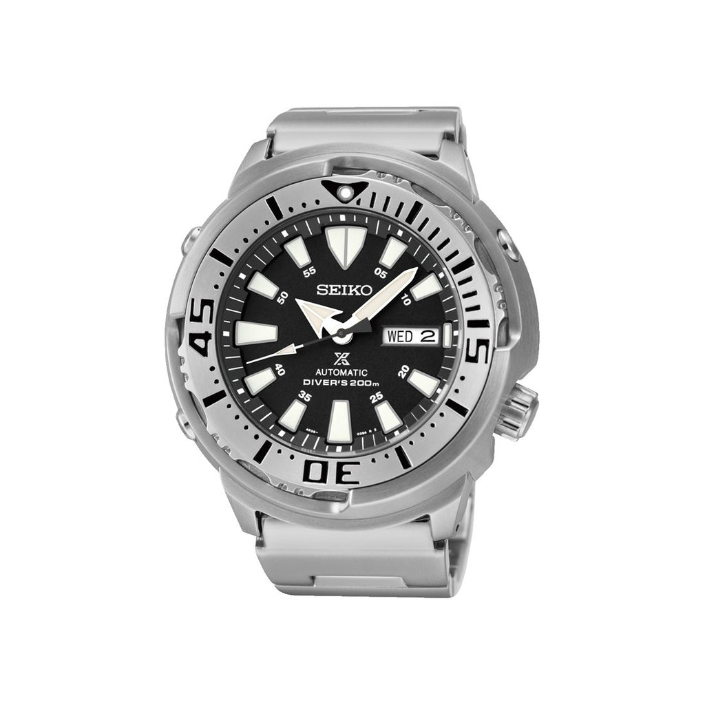 Seiko Prospex Gents Divers Silver Watch SRP637K