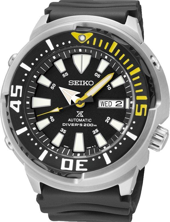 Seiko Prospex Automatic Watch SRP639K Watches Seiko