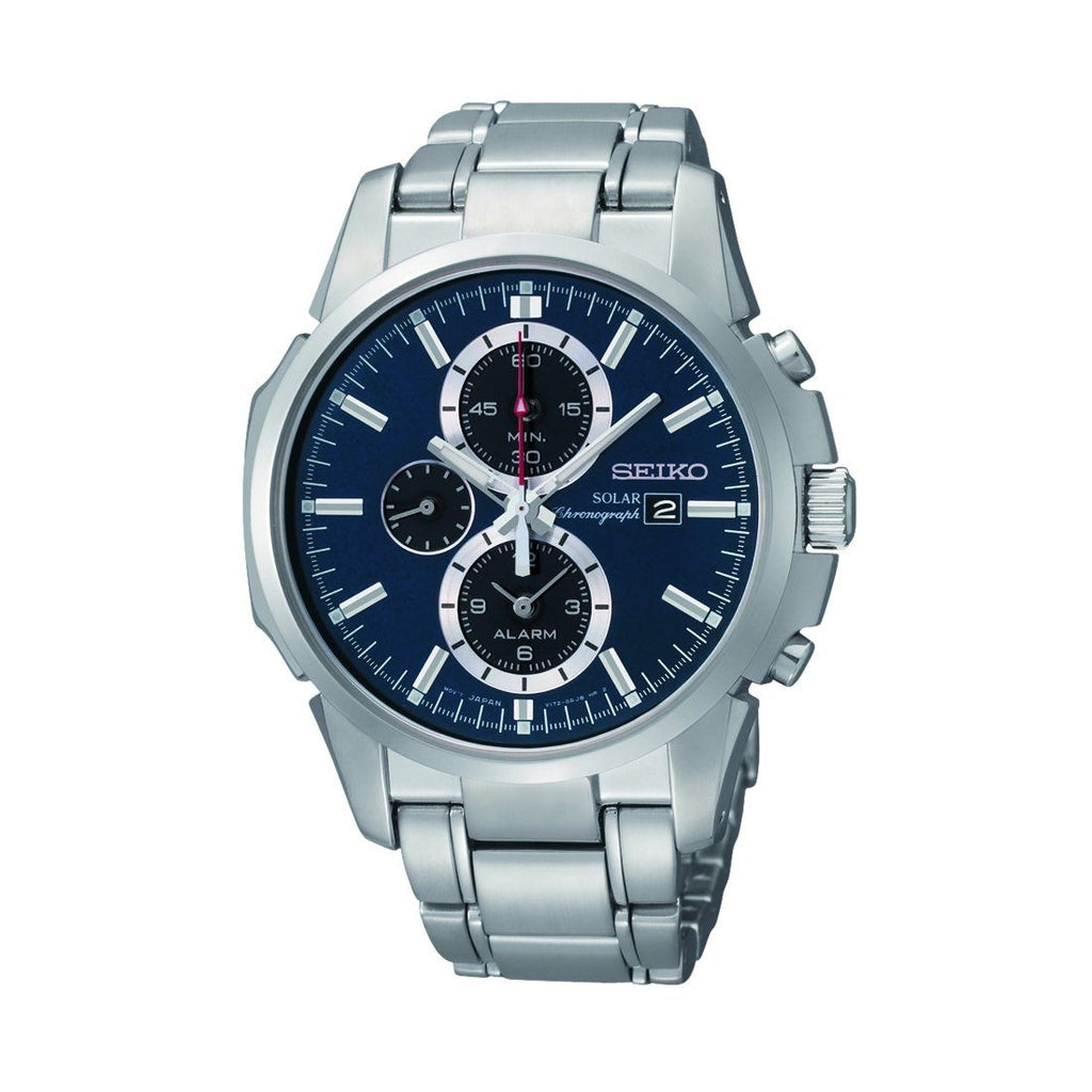 Seiko Mens Chronograph Sports Watch SSC085P1