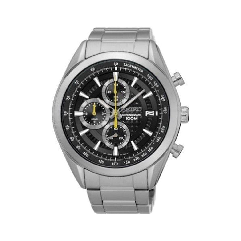 Seiko Chronograph Mens Watch Model SSB175P