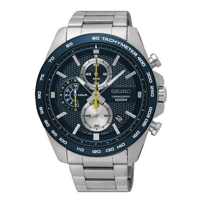 Seiko Neo Sports Chronograph Quartz Men's Watch SSB259P