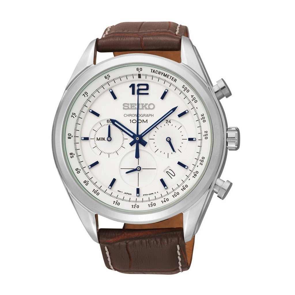 Seiko Men's Chronograph Watch SSB095P