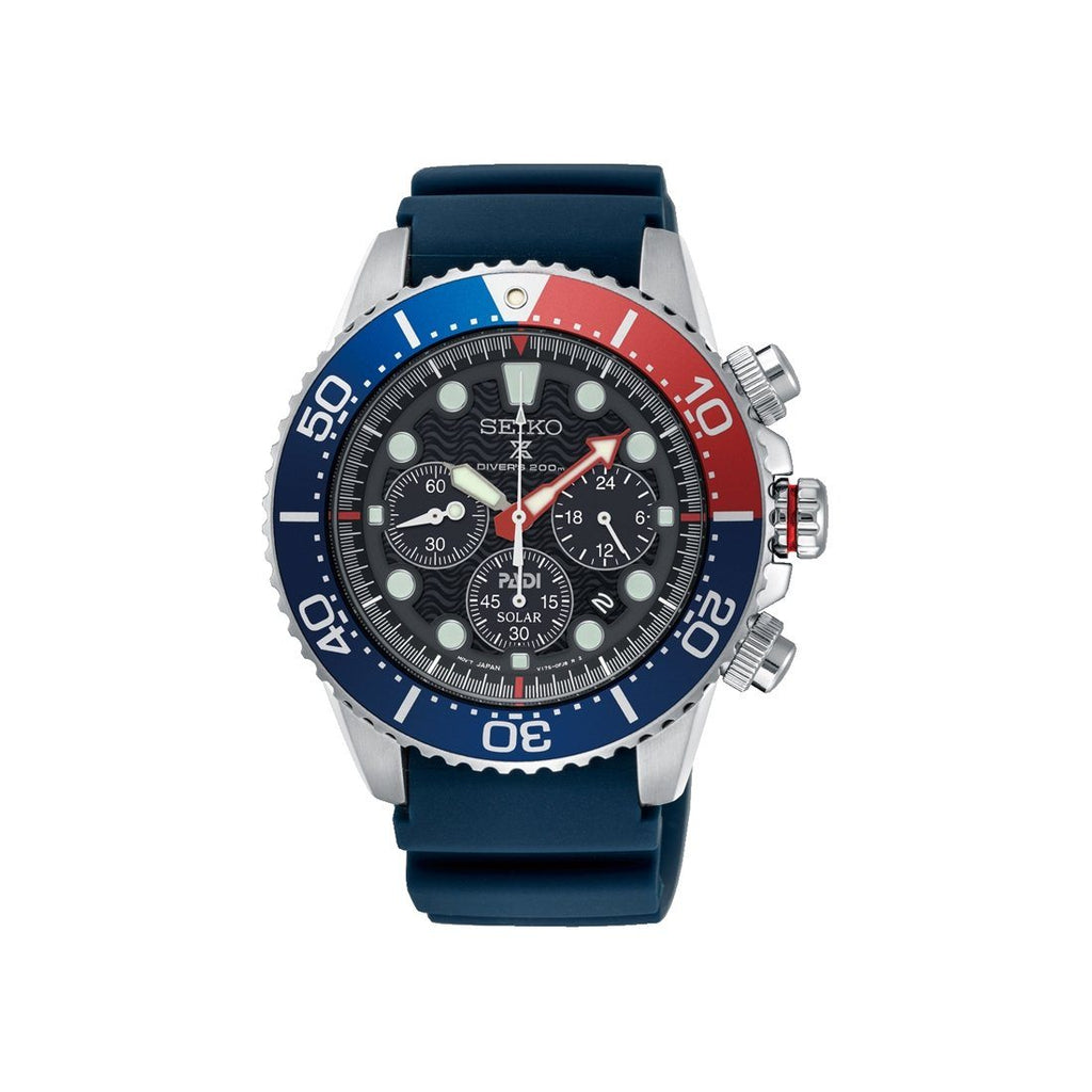 Seiko Special Edition Prospex PADI Divers Watch SSC663P Watches Seiko