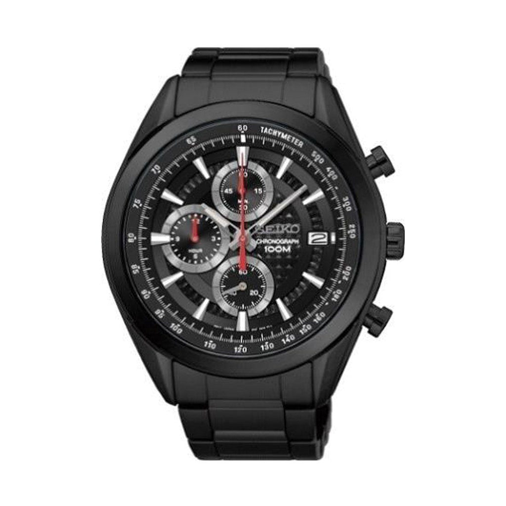 Seiko Chronograph Mens Watch SSB179P Watches Seiko