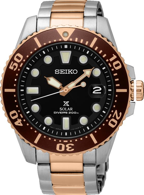 Seiko Men's Prospex Limited Edition Diver's Watch SNE566P1 Watches Seiko
