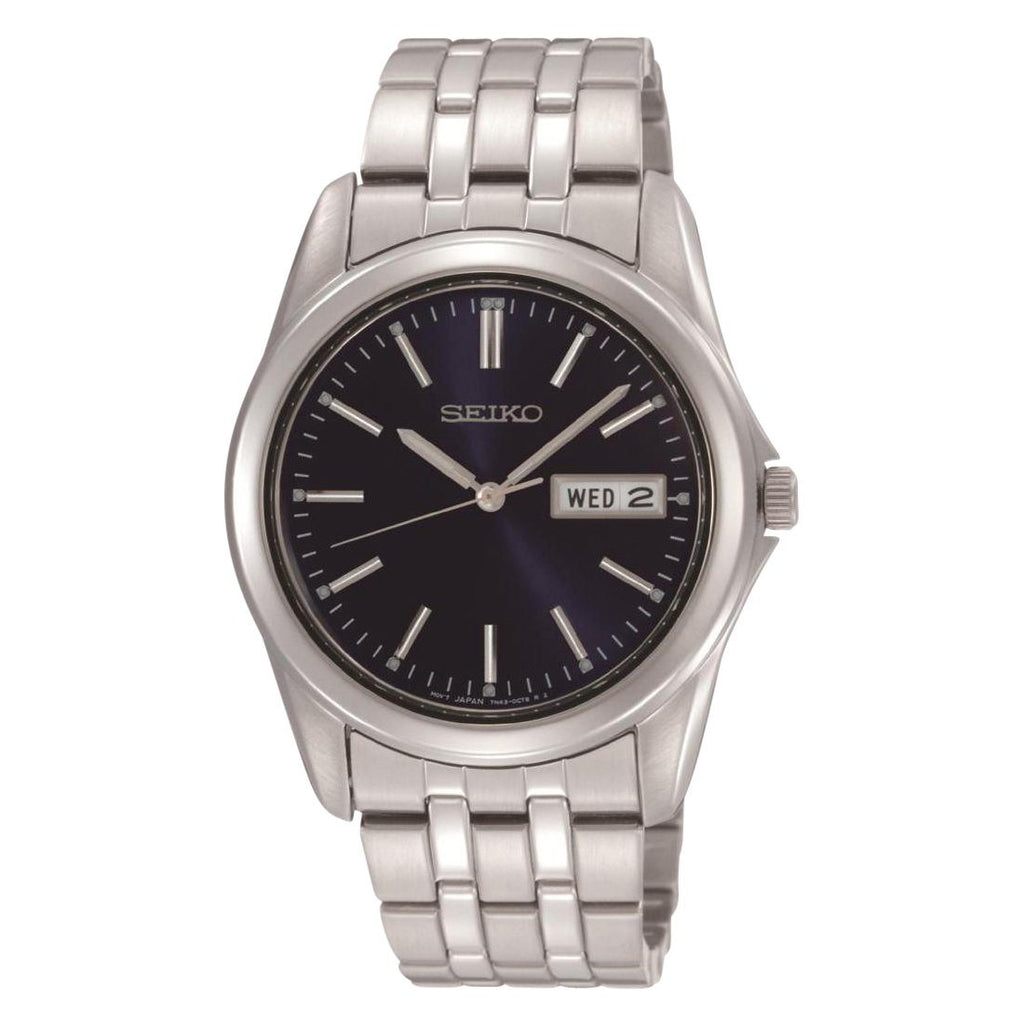 Seiko Men's Date Watch Model-SGGA41P Watches Seiko