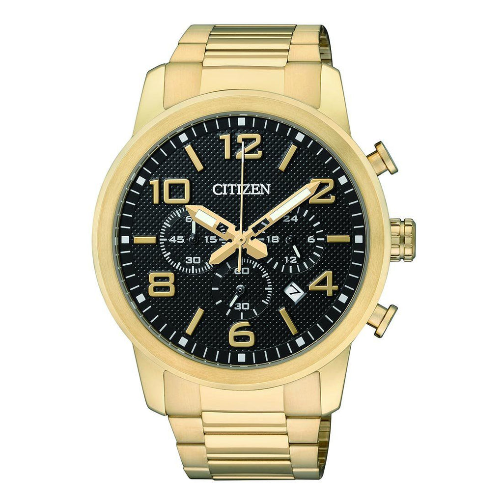 Citizen Mens Chronograph Watch Model-AN8052-55E