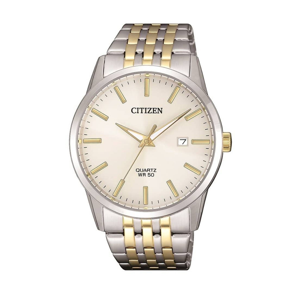 Citizen Men's Two Tone Stainless Steel Watch Model BI5006-81P