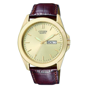 Citizen Men's Brown Watch - BF0582-01P