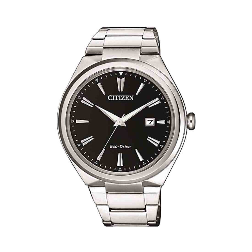 Citizen Eco-Drive Silver Watch AW1370-51F