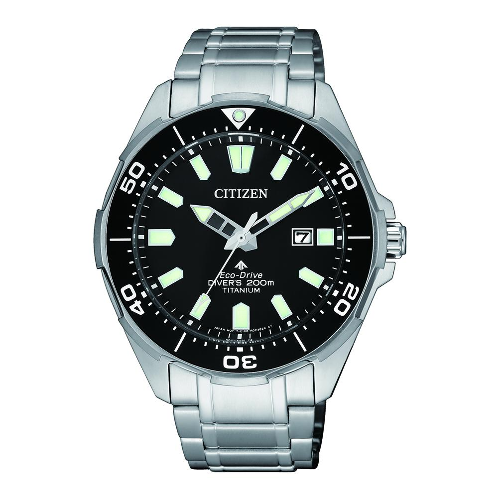 Citizen Promaster Diver Super Titanium Watch BN0200-81E Waches Citizen