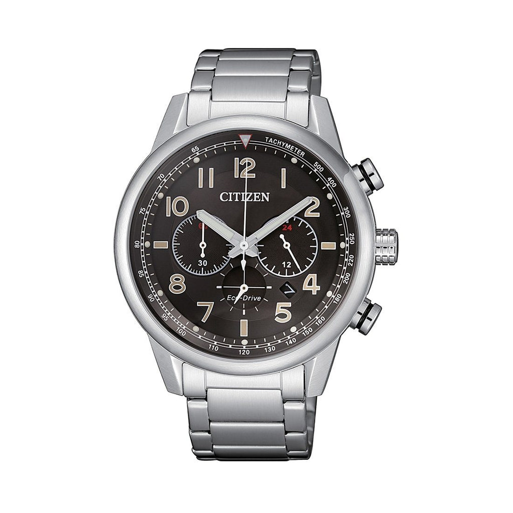 Citizen Eco Drive Chronograph Mens Watch CA4420-81E Watches Citizen