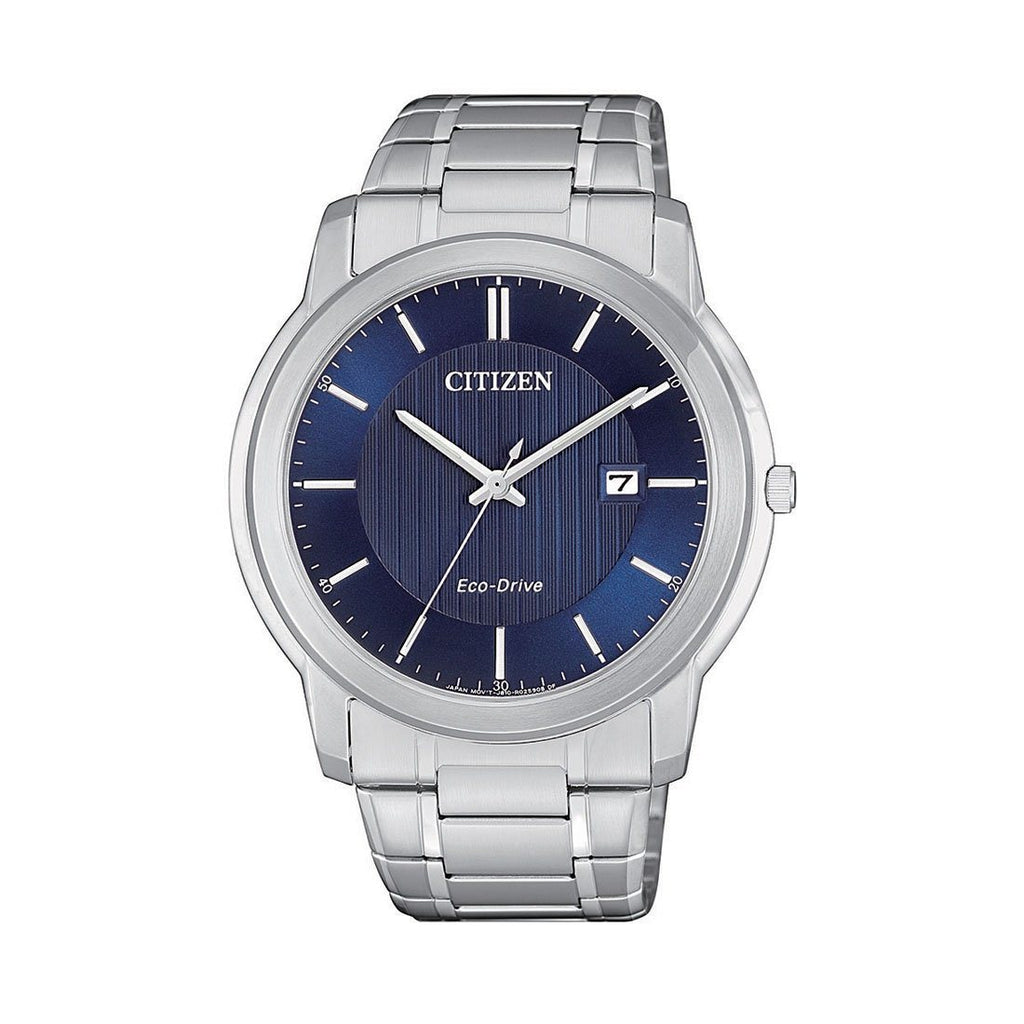 Citizen Eco Drive Mens Watch AW1211-80L Watches Citizen