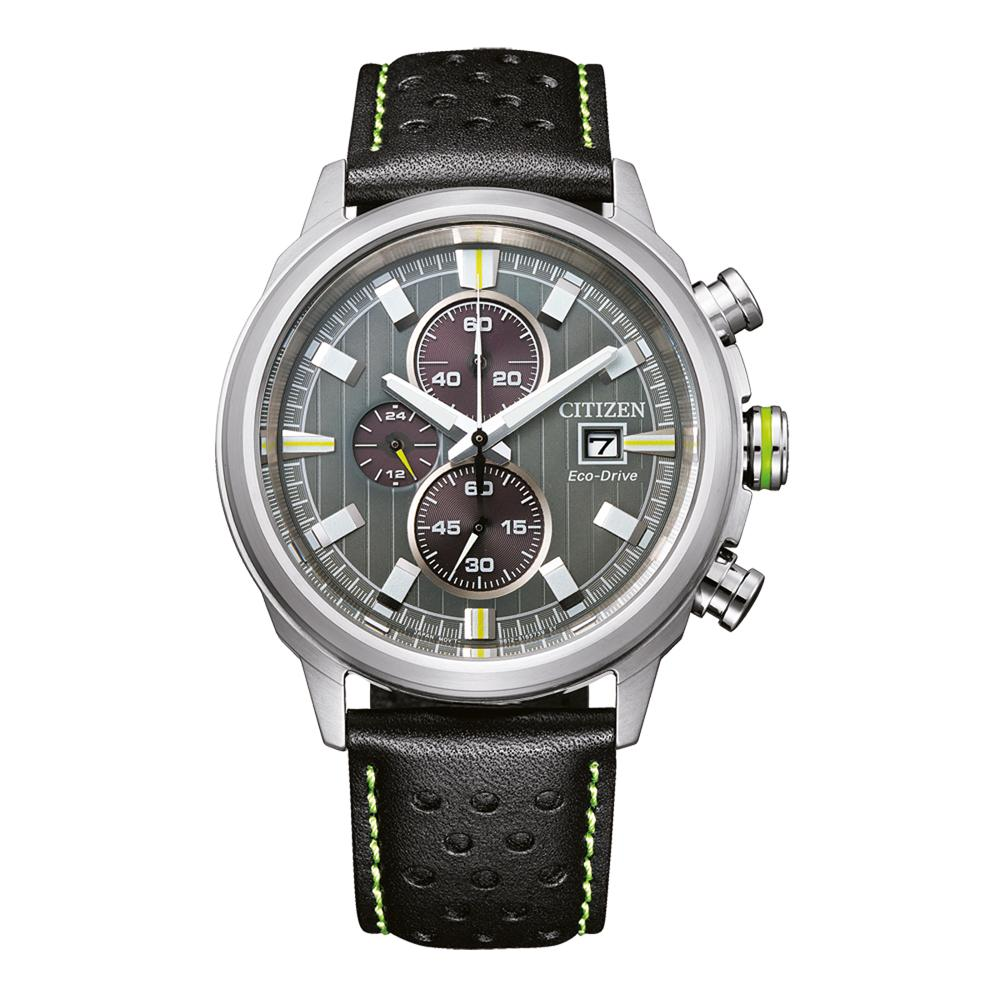Citizen EcoDrive Men's Chronograph Watch CA0739-13H Watches Citizen