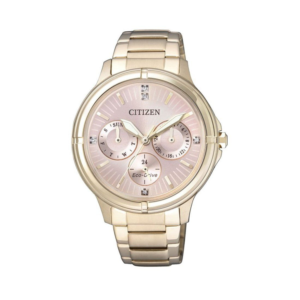 Citizen Ladies Eco Drive Watch FD2033-52W