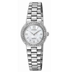 Citizen Eco Drive Swarvoski Watch EW9820-89D