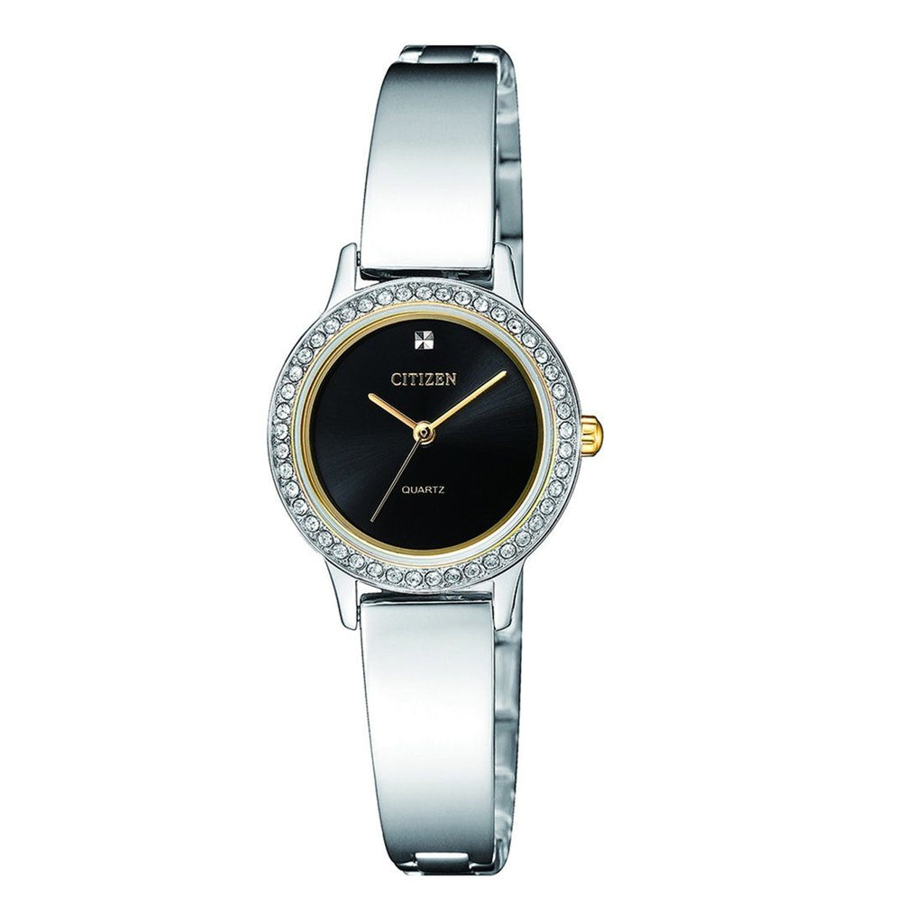 Citizen Ladies Crystal Watch EJ6134-50E