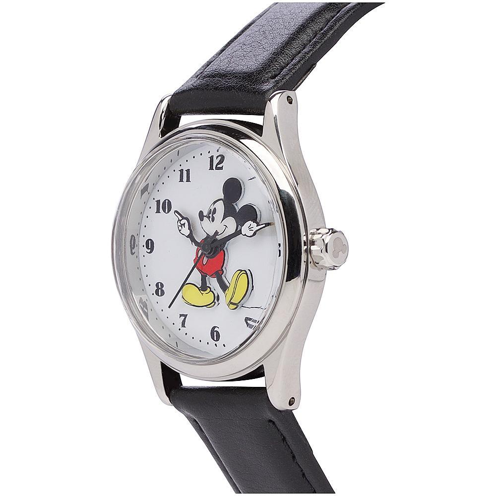 Disney Original Mickey Mouse34mm Black Watch Watches Disney