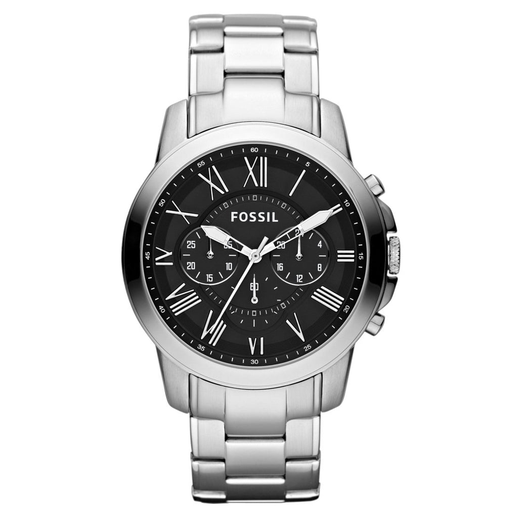 Fossil Mens Chronograph Watch FS4736