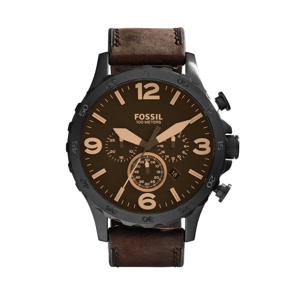 Fossil Nate Watch JR1487 Watches Fossil