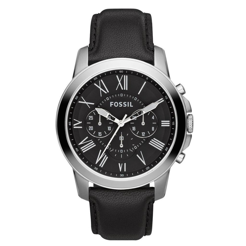 Fossil Mens Chronograph Watch Model- FS4812
