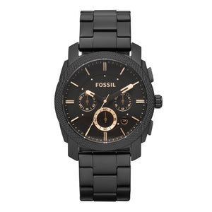 Fossil Mens Black Watch FS4682