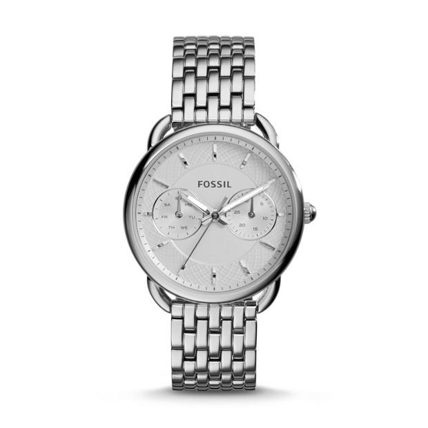 Fossil Tailor Multifunction Stainless Steel Watch Watches Fossil