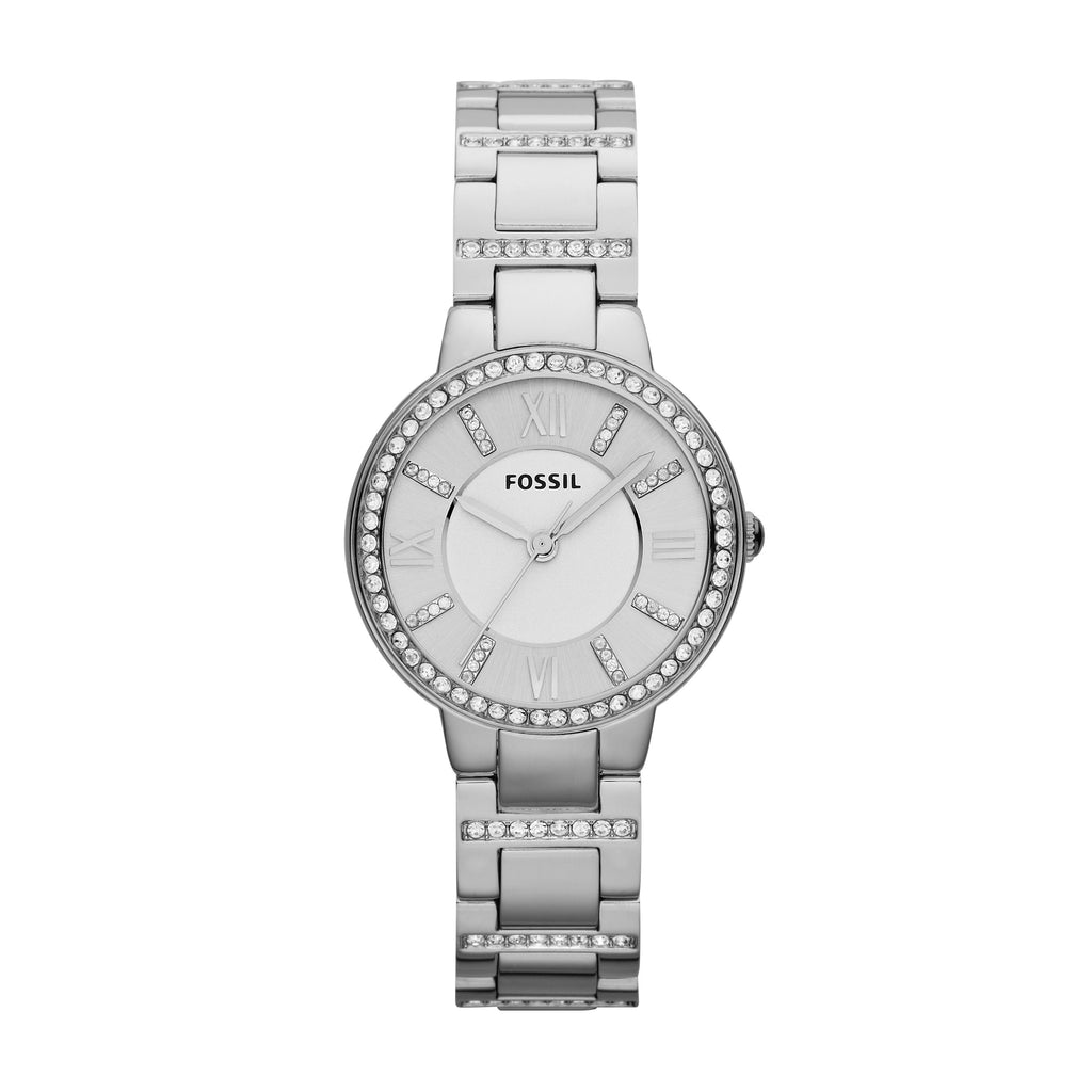 Fossil Ladies Silver Watch Model - ES3282 Watches Fossil