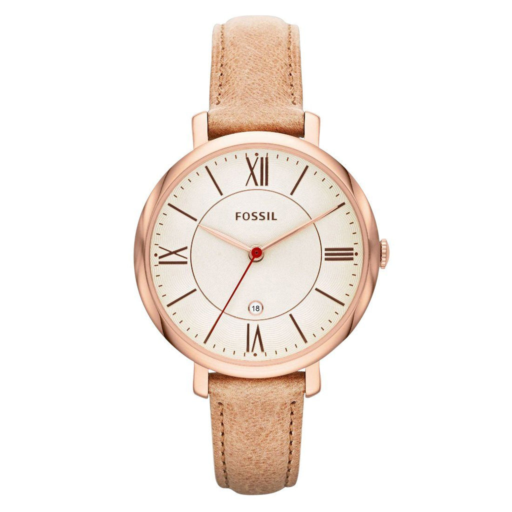 Fossil Ladies Roman Numeral Watch Model-ES3487 Watches Fossil