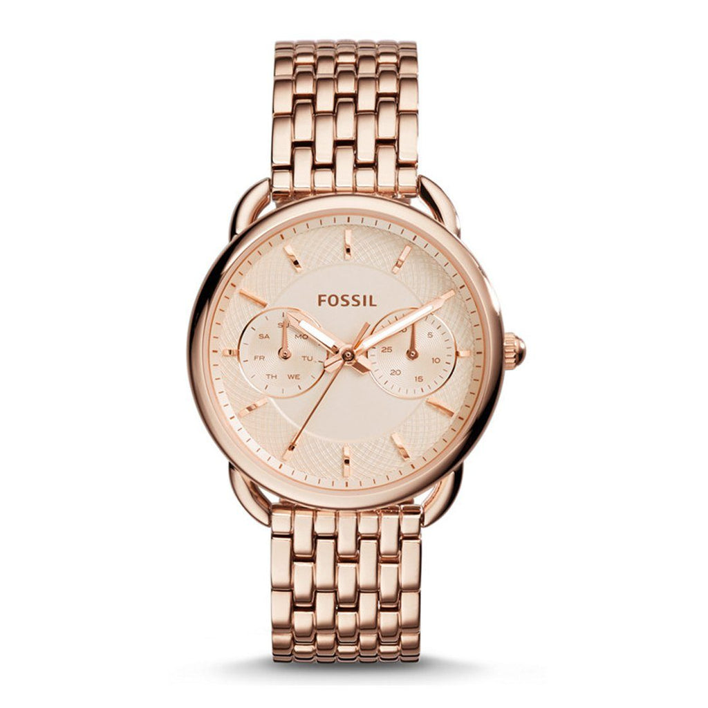 Fossil Ladies Rose Gold Watch Model ES3713