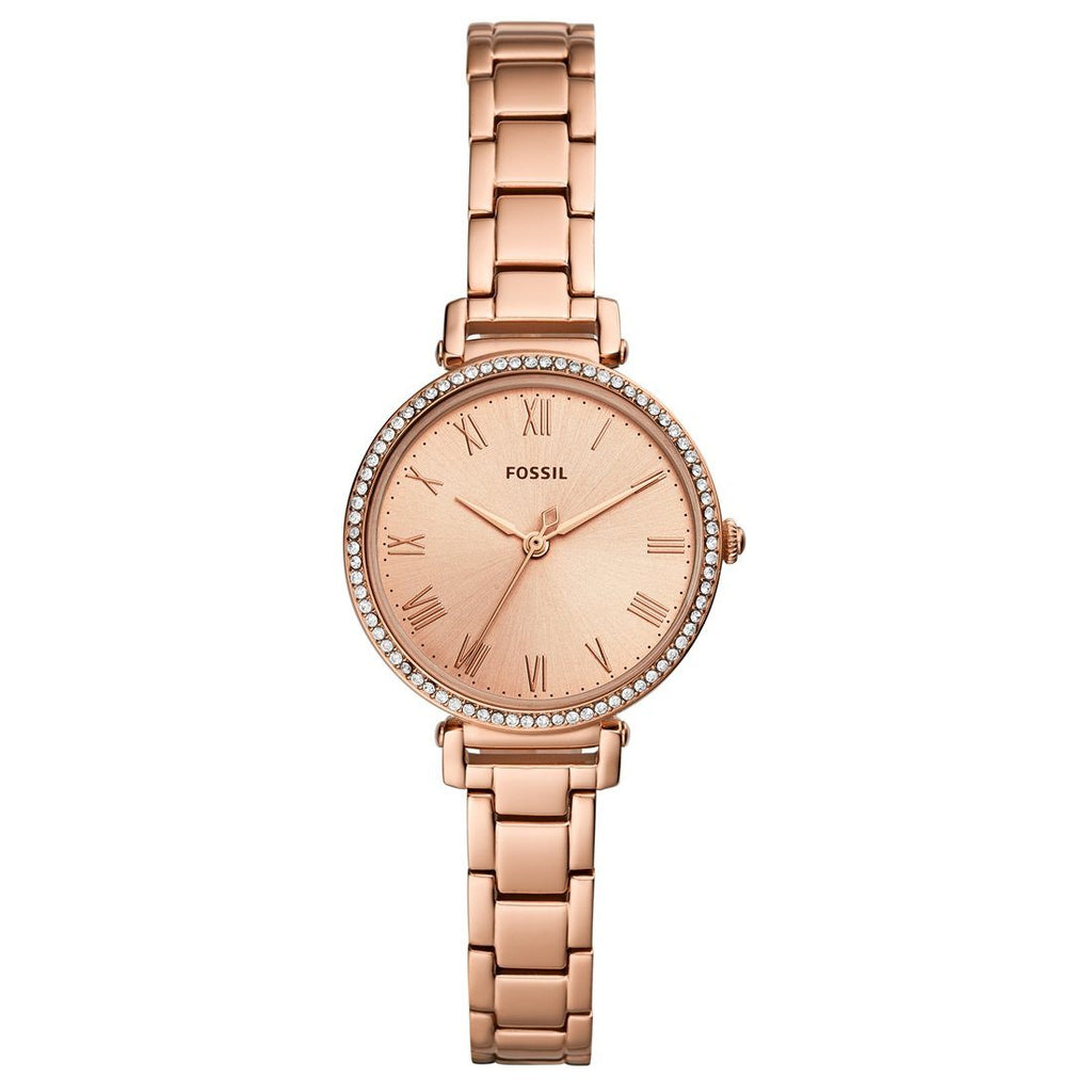Fossil Kinsey Rose Gold Watch ES4447
